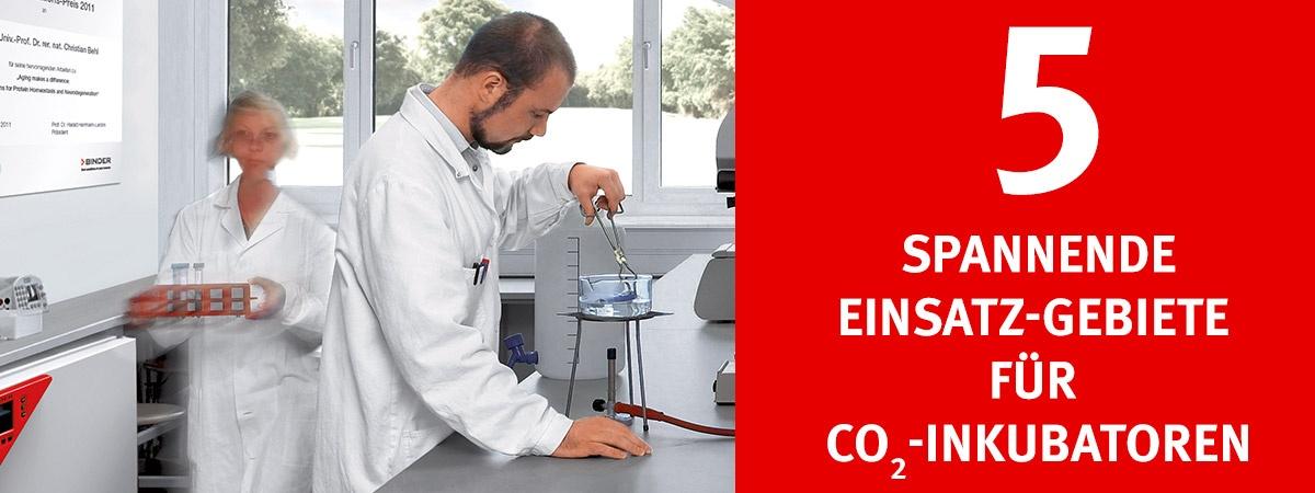 Einsatzgebiete CO2 inkubatoren