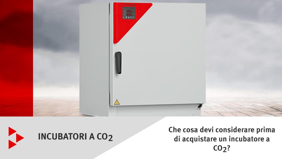5 interessanti campi di applicazione per incubatori a CO2
