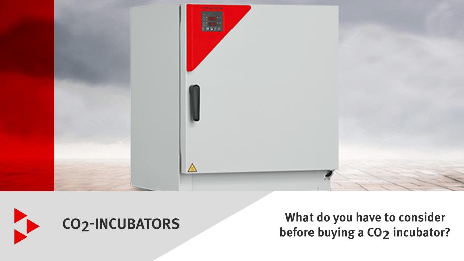 buying co2 incubator