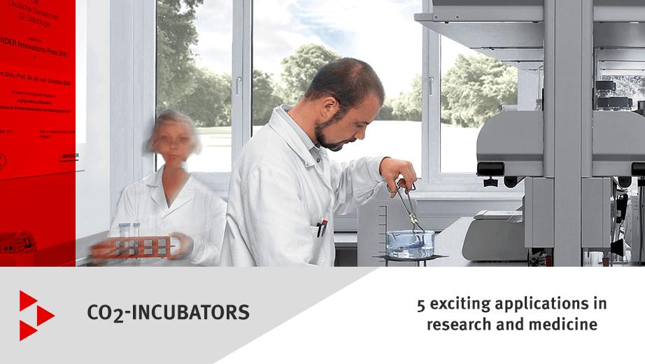 applications for co2 incubators