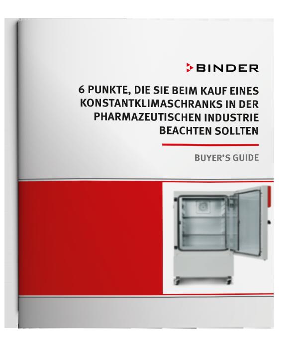 Pharma Konstantklimaschrank