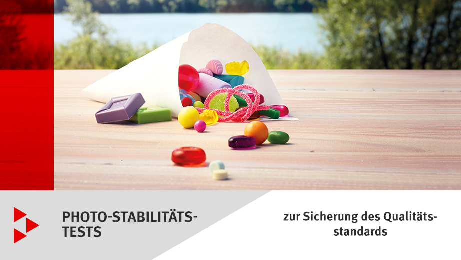 Photo-Stabilitätstests