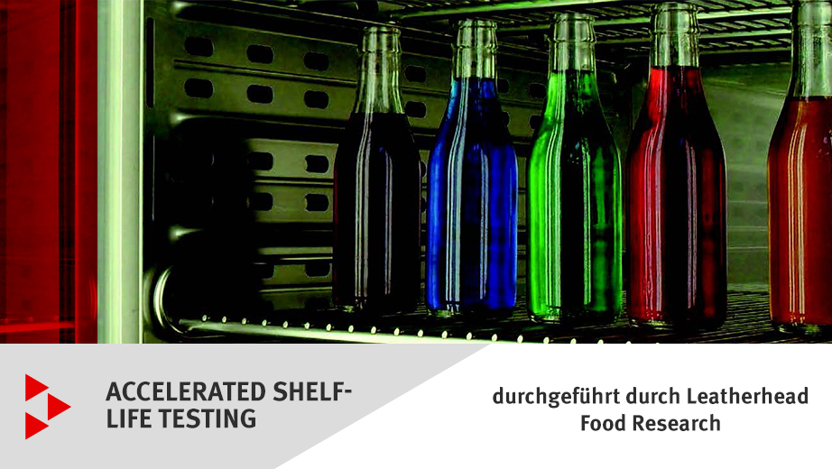accelerated shelf-life testing